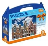 Magic Jollity Puzzel Amsterdamse Geveltjes, 1000 stukjes