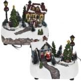 Home & Styling Kersttafereel met LED