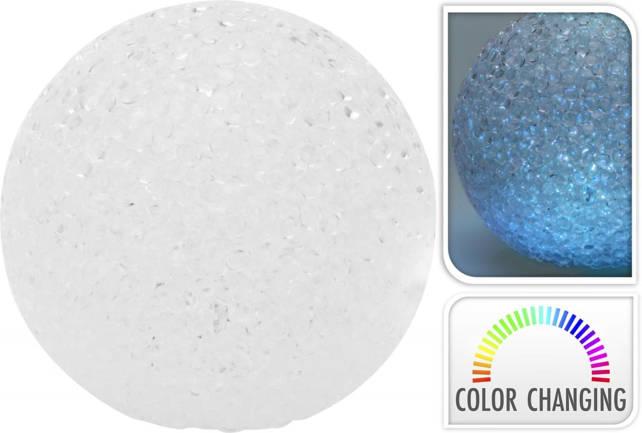 Home & Styling Bal 75Mm Colour Changing Led