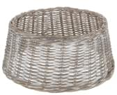 Home & Styling Kerstboommand rattan whitewash