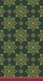 Duni Tafellaken X-Mas Deco Green