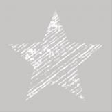 Duni Servetten Starshine Grey