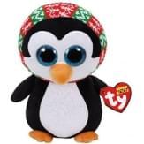 Ty Boo Kerst Penelope 24cm knuffel