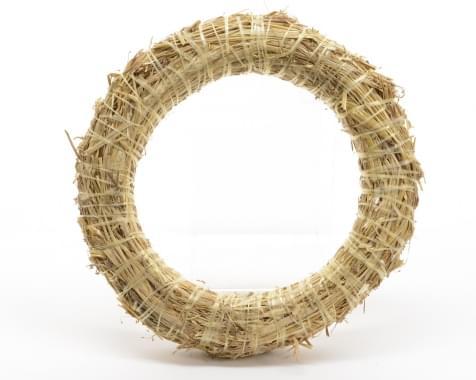 Decoris krans stro Ø 35 cm