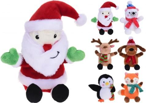Home & Styling Kerstknuffel Pluche