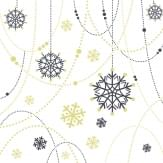 Duni Servetten Snow Necklace