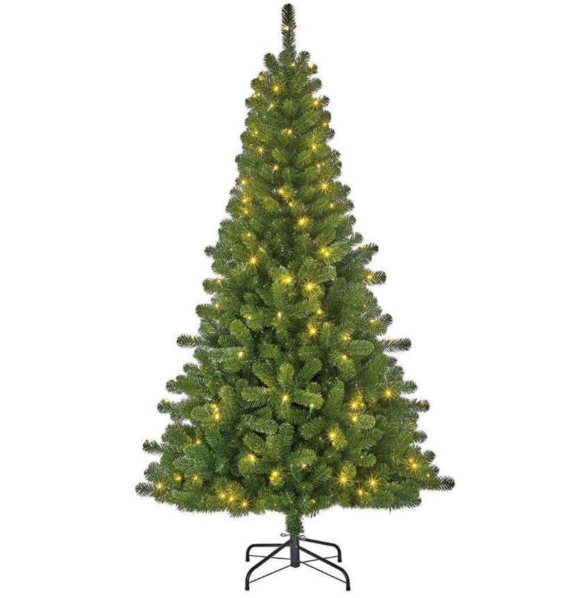 Black Box Charlton Groen H215 Led Kerstboom