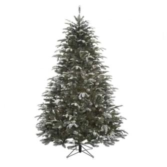 Black Box Frosted stelton kerstboom groen TIPS 527 - h120xd104cm hinged 10 years guarantee