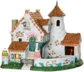 Luville Efteling Huis van Hans en Grietje